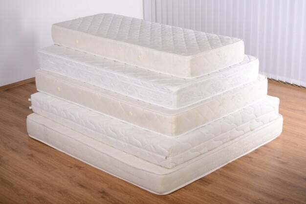 many mattress pyramid room 85574 30731 - Mattress Disposal Service - Junk Removal